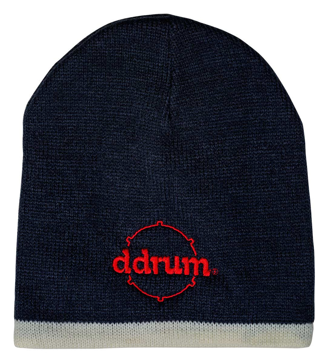 ddrum Beanie Navy Blue