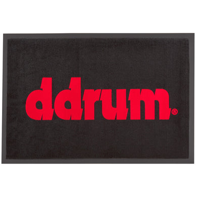 Floor Mat with ddrum Logo