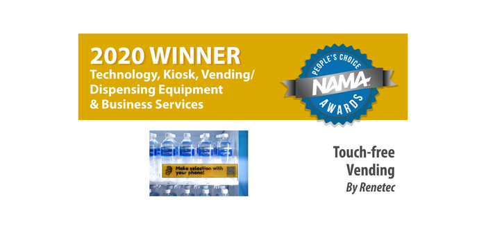 Renetec Wins 2020 NAMA People's Choice Awards
