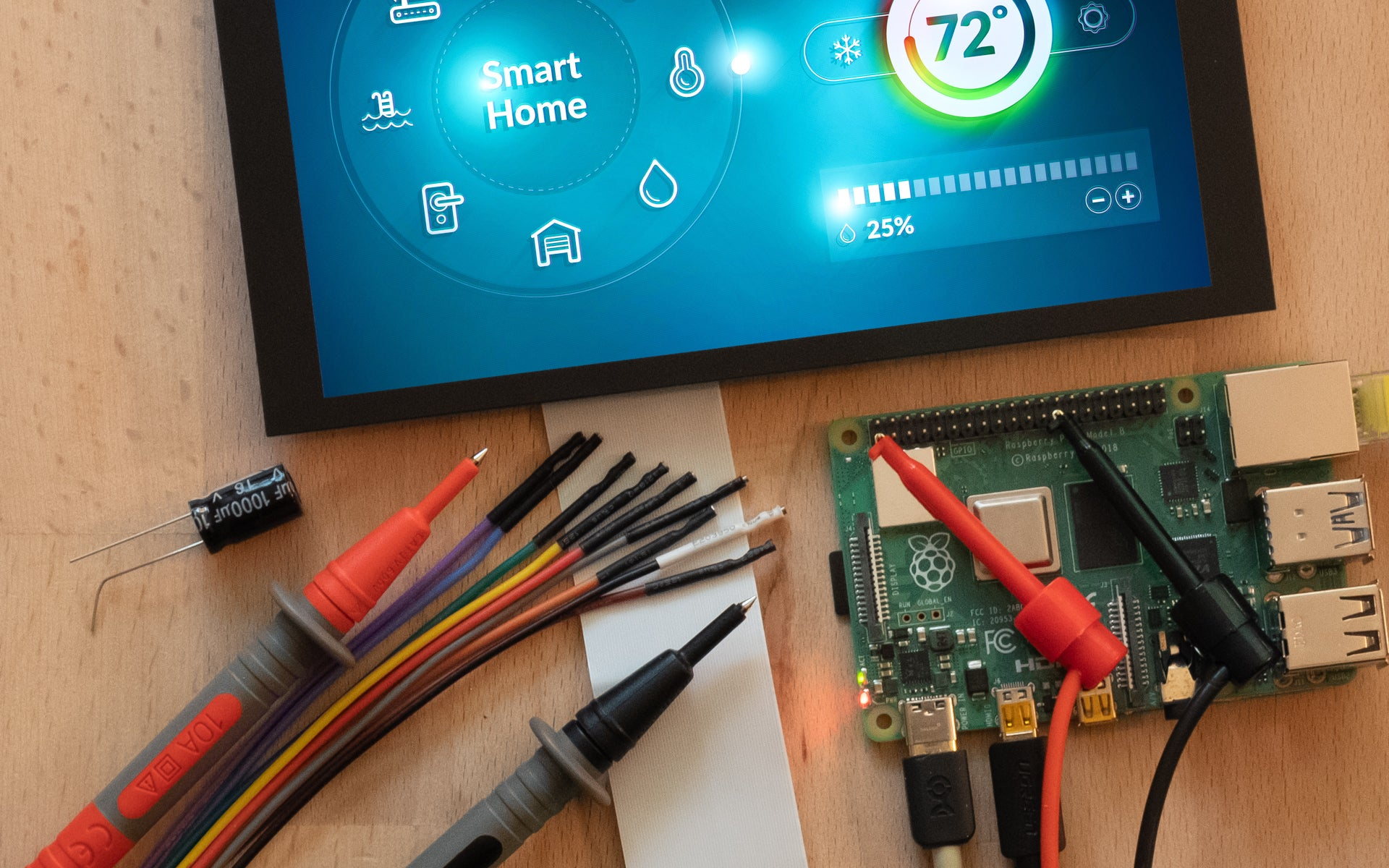 7 Tools for GUI Development on Raspberry Pi