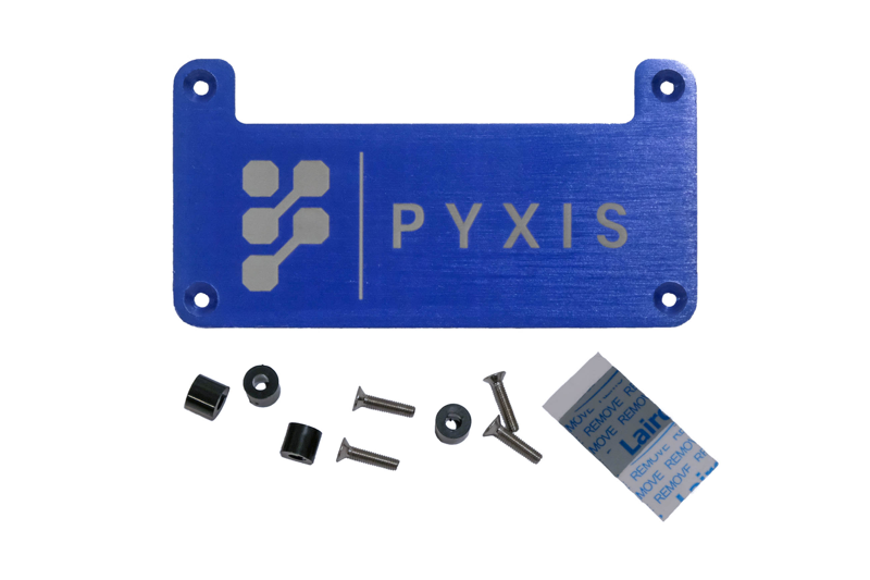 Pyxis Heat Sink Set