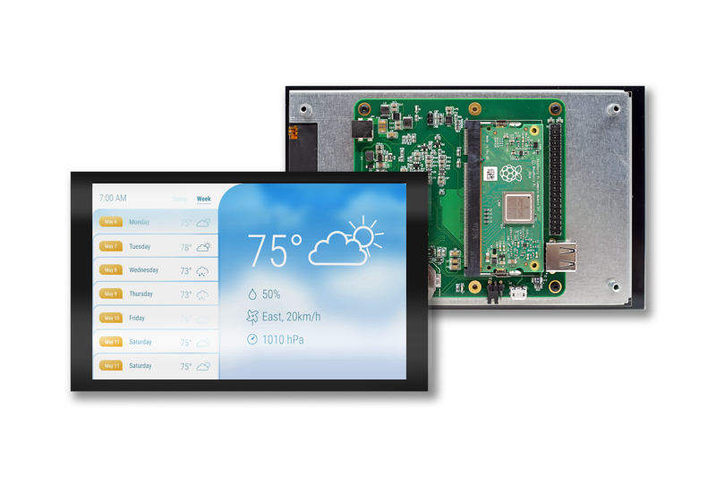 "Pyxis 7"" Smart Display Module"