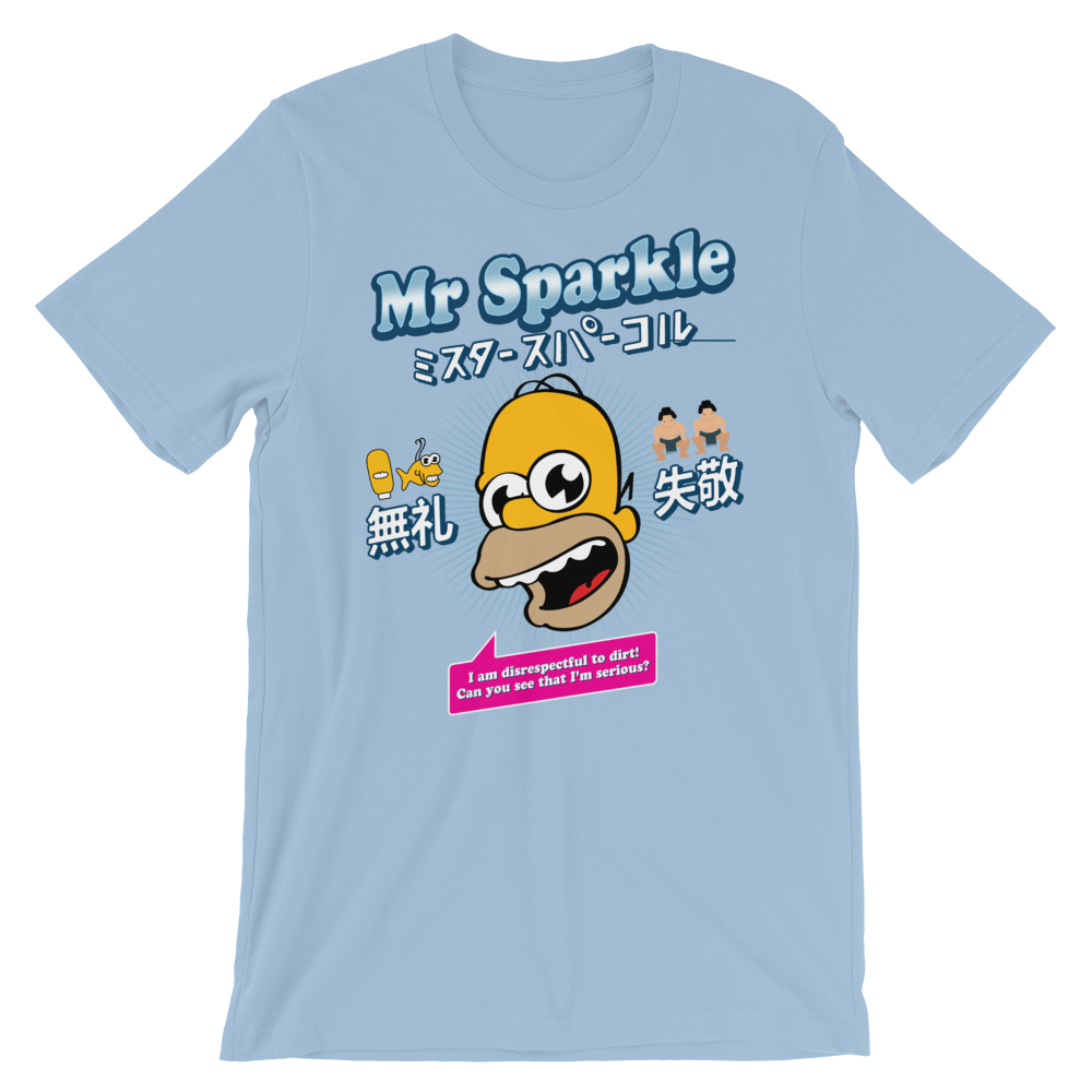 Men's Premium T-Shirt – Mr. Sparkle