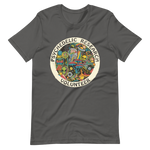 "Men's Premium T-Shirt – ""Psychedelic Research Volunteer"""