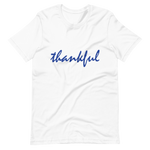 "Men's Premium T-Shirt – ""Thankful"""