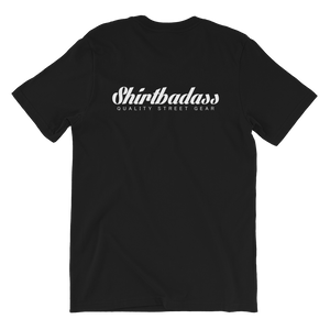 Men's Premium T-Shirt – Shirtbadass Front-/Backside - Shirtbadass