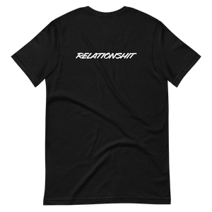 "Men's Premium T-Shirt – ""Relationshit"" (Backside)"