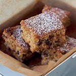 Old Fashioned Raisin Spice Bars