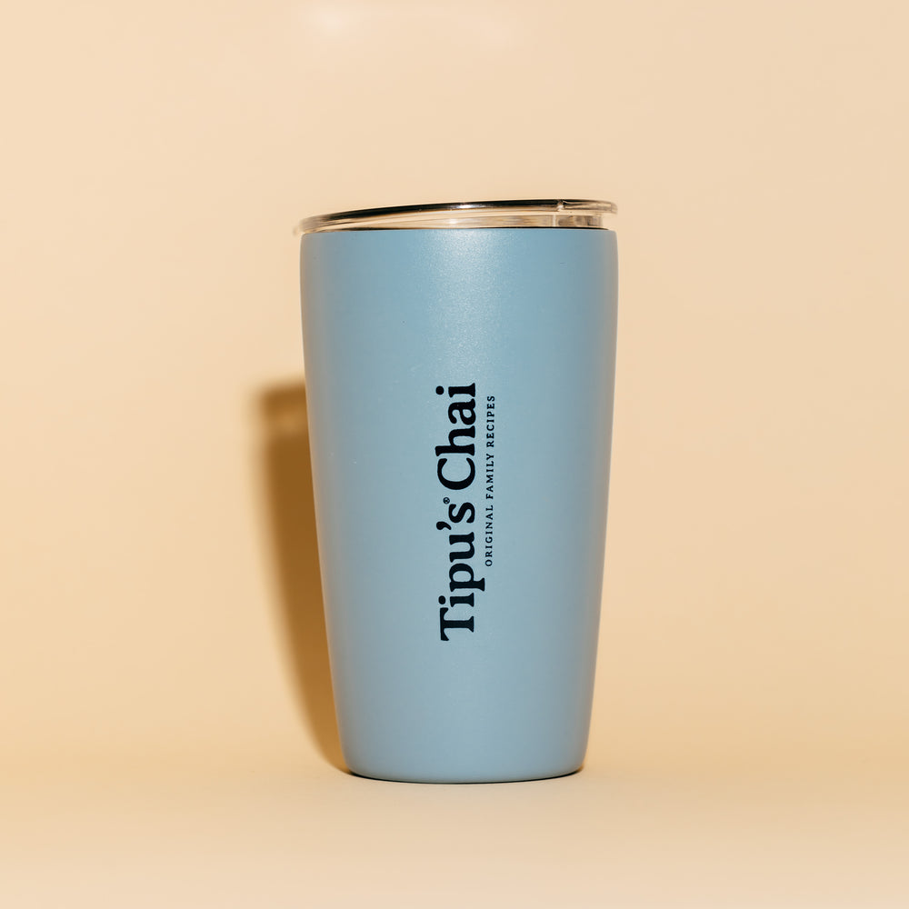 Load image into Gallery viewer, Tipu's Chai 12oz Tumbler