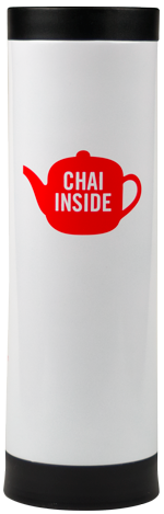Tipu's Chai Stainless Steel Travel Tumbler