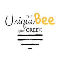 Unique Bee Goes Greek