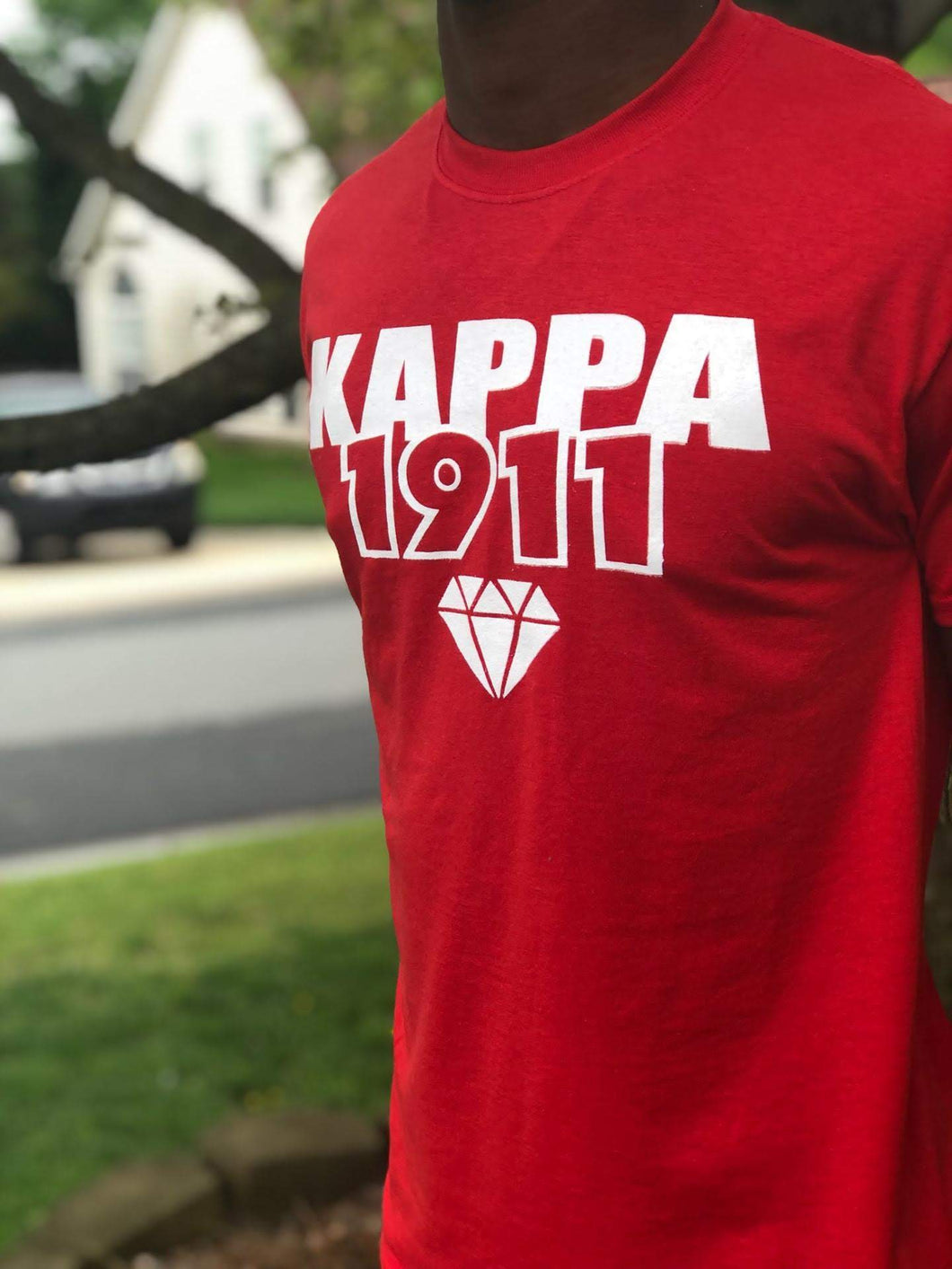 Red 1911 T-Shirt