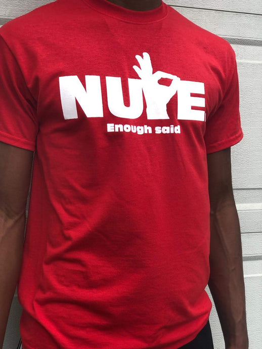 Red Nupe T-Shirt
