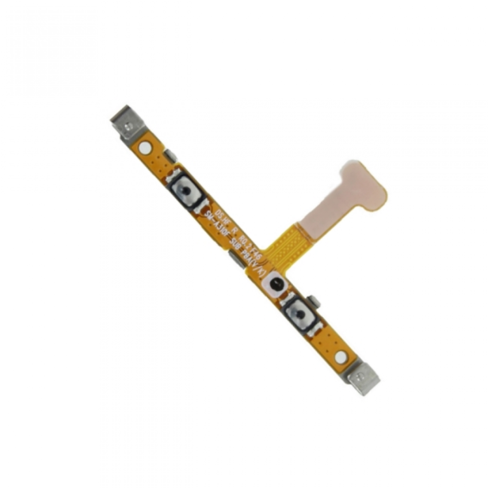 Volume flex cable for Samsung Galaxy A3 2016 (SM-A310F)