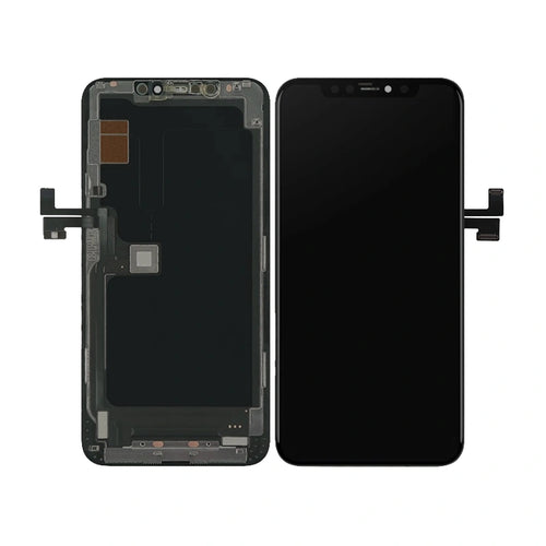 Original Display module LCD + Digitizer assembly for iPhone 11 Pro Max, Black
