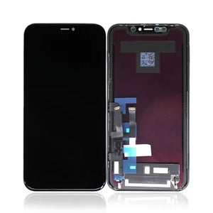 Original Display module LCD + Digitizer assembly for iPhone 11, Black