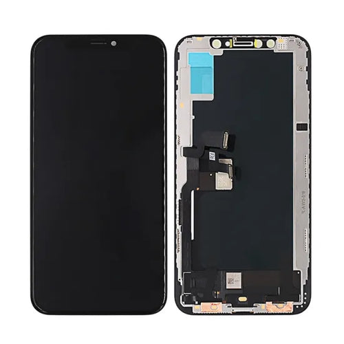 Original Display module LCD + Digitizer assembly for iPhone 11 Pro, Black