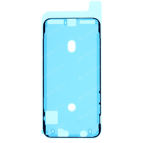 LCD Screen Front Housing Stickers Pre-Cut Waterproof Frame Adhesive for iPhone X