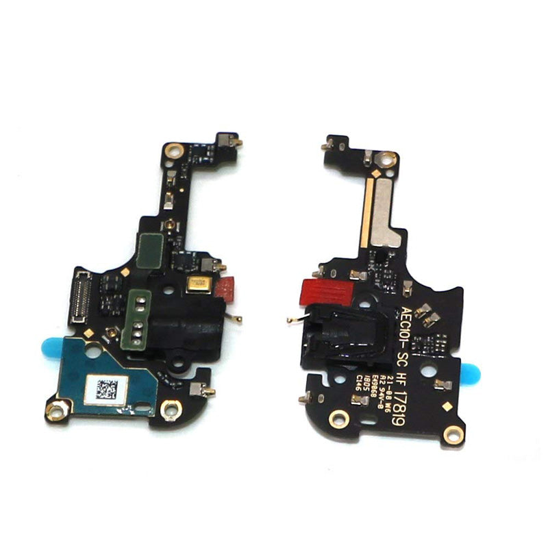 Audio connector with PCB board for OnePlus 6