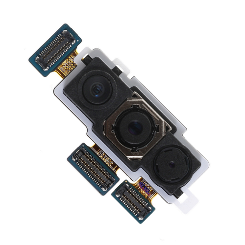 Rear camera module 32MP + 8MP + 5MP for Samsung Galaxy A70 (SM-A705F), GH96-12576A