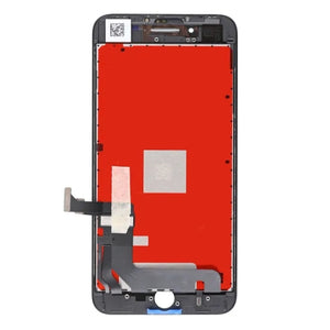 Original  LCD Display Module + Digitizer Assembly for iPhone 8 Plus, Black / White