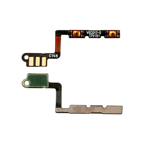 Volume flex cable for OnePlus 5T