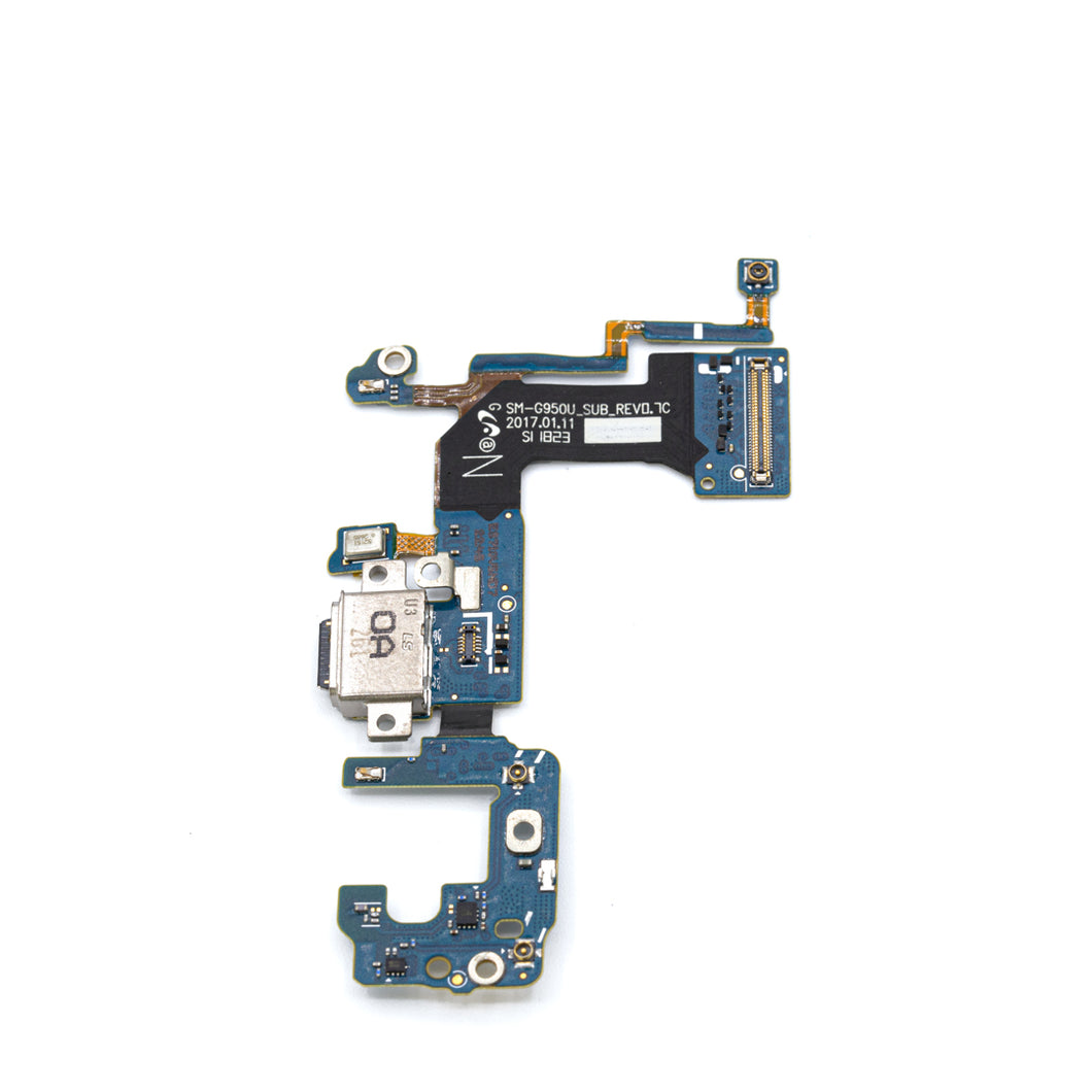 Charging connector flex for Samsung Galaxy S8 (SM-G950F)