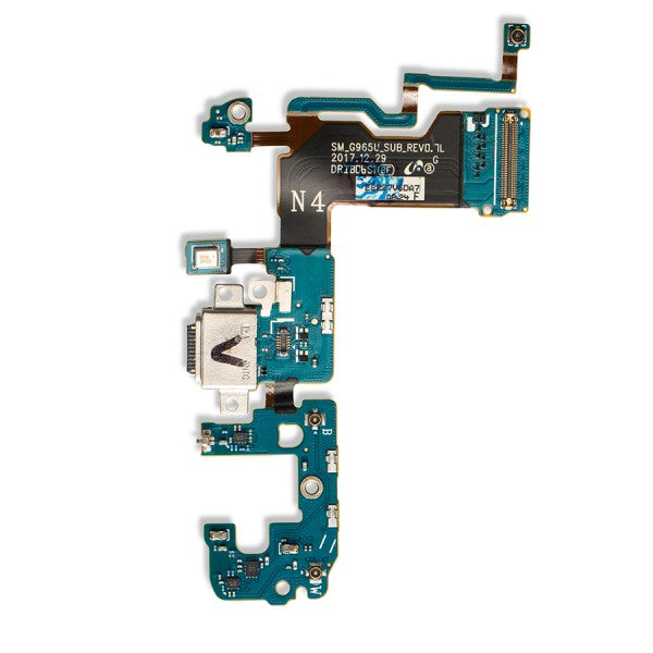 Charging connector flex for Galaxy S9 Plus (SM-G965F), GH97-21682A
