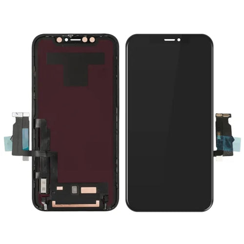 Original LCD Screen Display + Digitizer assembly for iPhone XR, Black