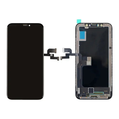 Original LCD Display + Digitizer assembly for iPhone X, Black