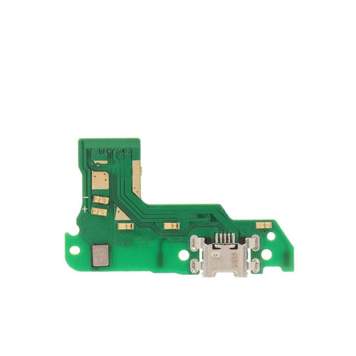 USB charging board for Y6 2018 Y6 Prime 2018, 02351WHT