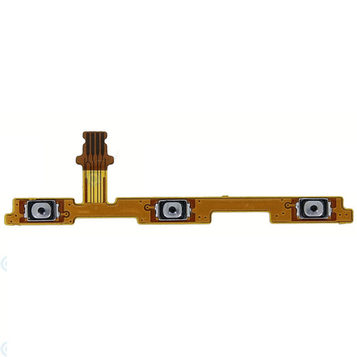 Power flex cable + Volume flex cable for Huawei Y6 2018, 97070TRM