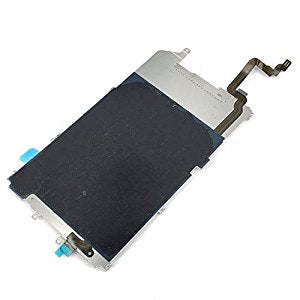 LCD Shield Plate Replacement With Home Button Flex Cable for iPhone 6 Plus