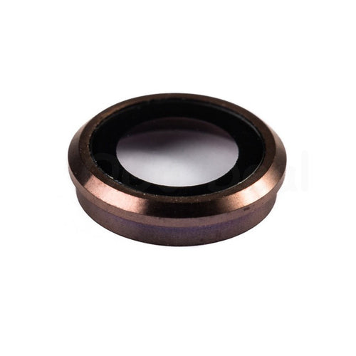 Rear Back Camera Lens Glass Cover With Ring for iPhone 6