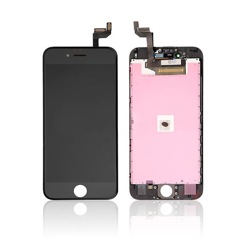 Original LCD Display Module + Digitizer Assembly for iPhone 6S, Black / White