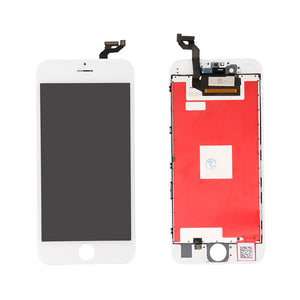 Original LCD Display Module + Digitizer Assembly for iPhone 6S Plus, Black / White