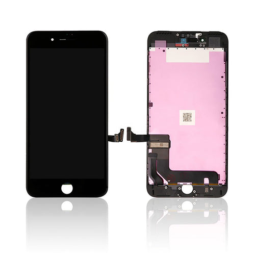 Original LCD Display Module + Digitizer Assembly for iPhone 7 Plus, Black / White