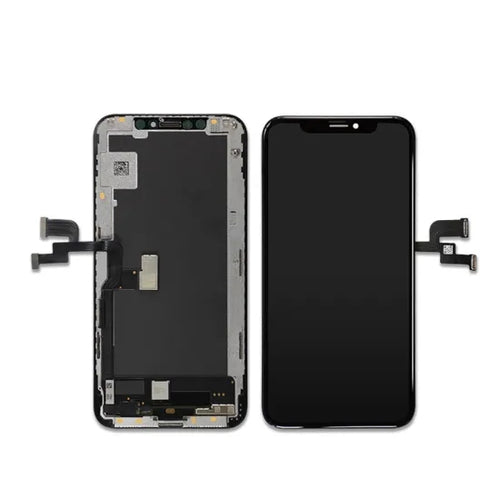 Original Display module LCD + Digitizer assembly for iPhone Xs, Black