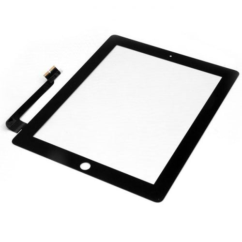 Glass Touch Screen Digitizer Replacement for IPad 3 & 4
