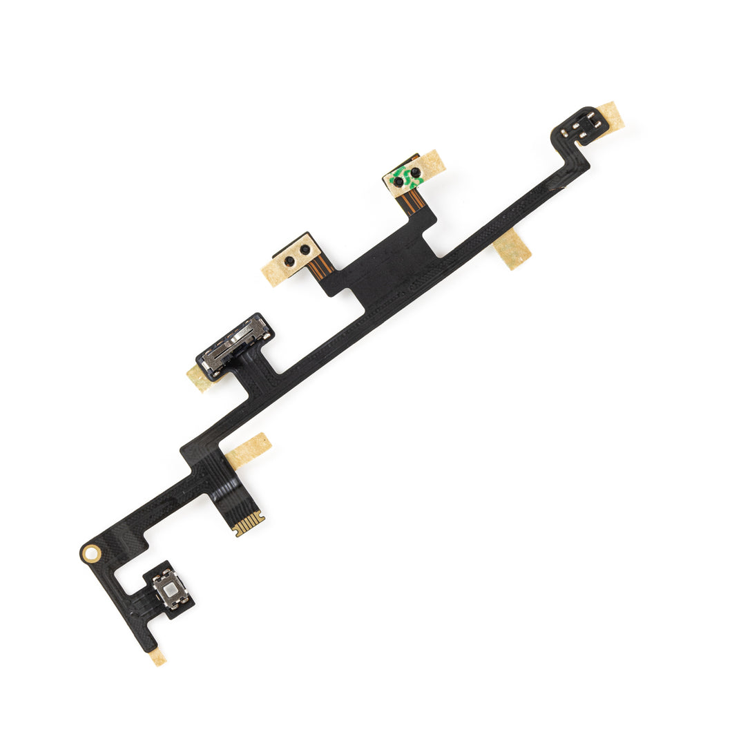 Power Button And Volume Flex Cable for iPad 4