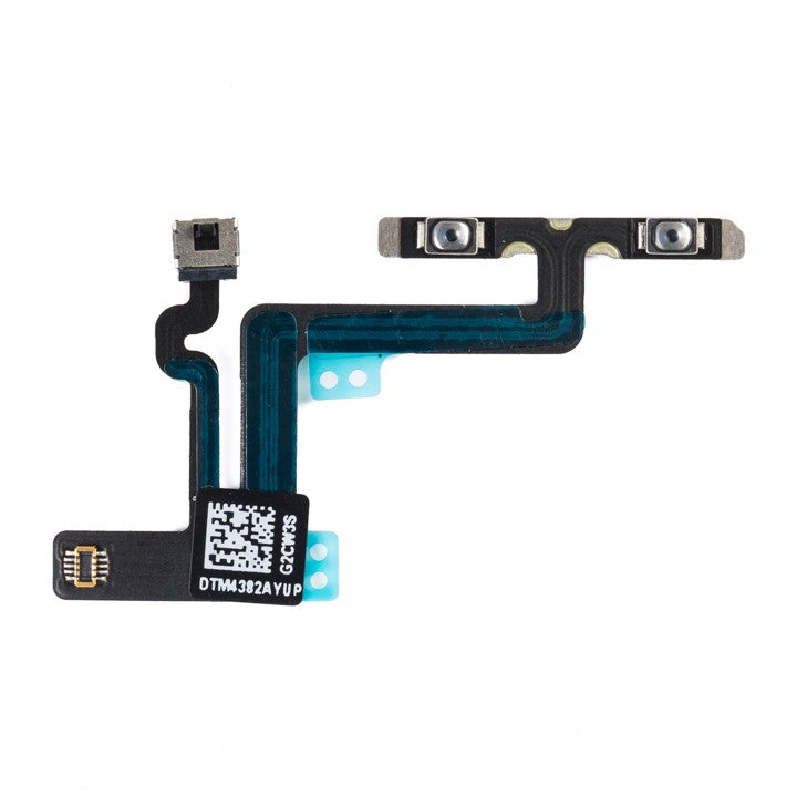 Volume Control Mute Button Mic Flex Cable Replacement for iPhone 6 Plus