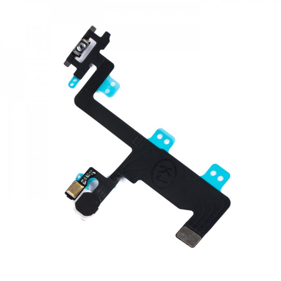 Power Button, Camera Flash LED, Noise Reduction Mic Flex Cable for iPhone 6