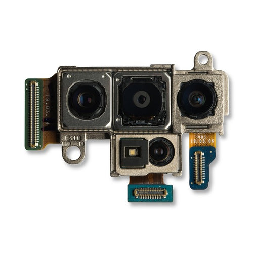 Rear camera module 12MP + 12MP + 16MP + TOF 3D VGA for Samsung Note 10 Plus (SM-N975F SM-N976B),GH96-12615A