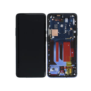 Complete Display unit  with frame  for OnePlus 7 Pro