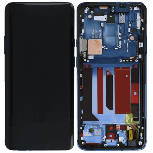 Complete Display unit with frame  for OnePlus 7T