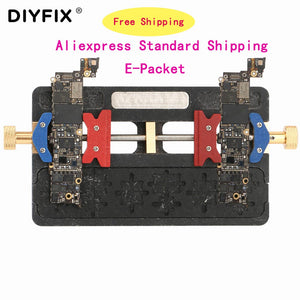 Universal Fixture High Temperature Phone PCB BGA IC Chip Jig Board Motherboard Holder Maintenance Repair Mold Tool For Soldering