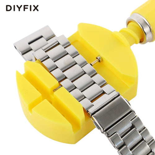 DIYFIX Watch Band Strap Link Pin Remover Adjuster Repair Tool Kit Watch Accessories