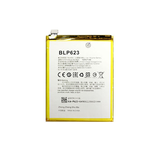 Replacement Battery 3890mAh for OPPO R9s Plus