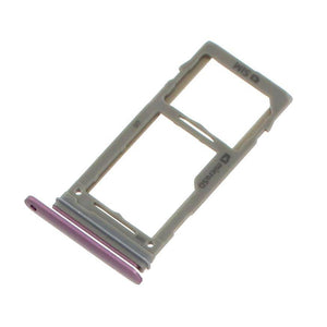 Sim tray + MicroSD tray for Galaxy S9 Plus (SM-G965F)