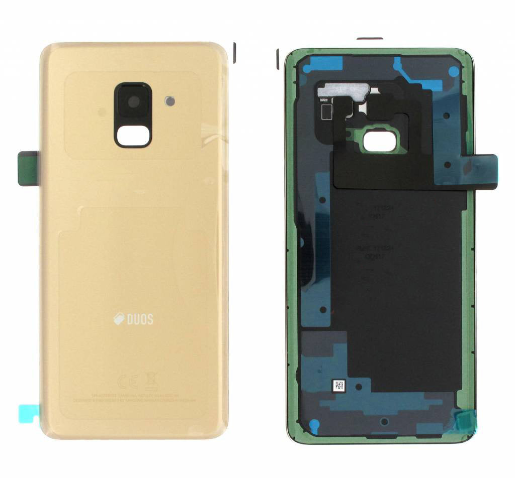 Battery cover for Samsung Galaxy A8 2018 Duos (SM-A530F/FD)
